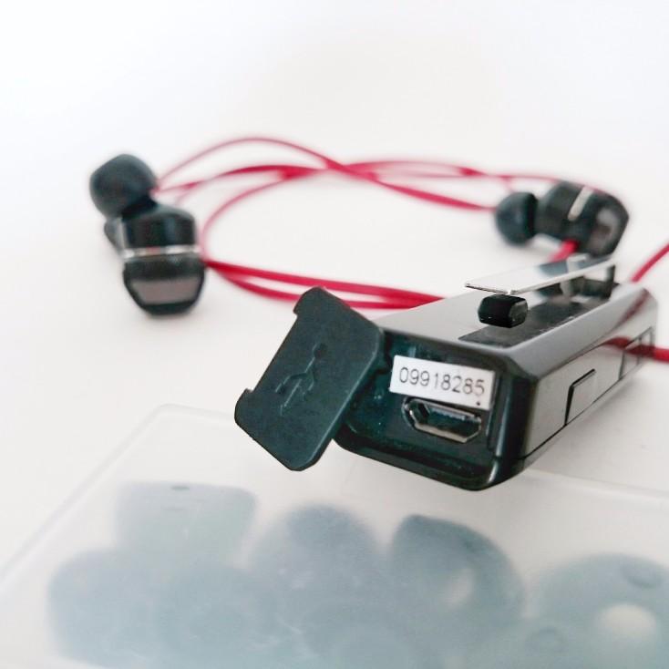 JVC-イヤフォン-充電