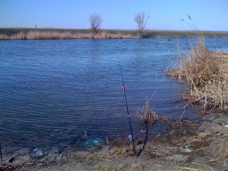 рыбалка в ростовской области на теплом канале