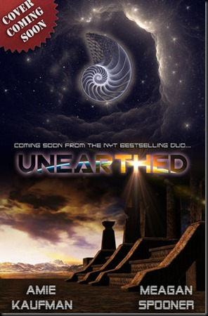 Unearthed  (Unearthed #1) place holder