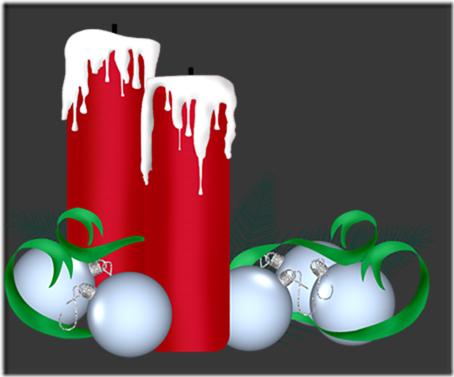 velas navidad dibujos (16)