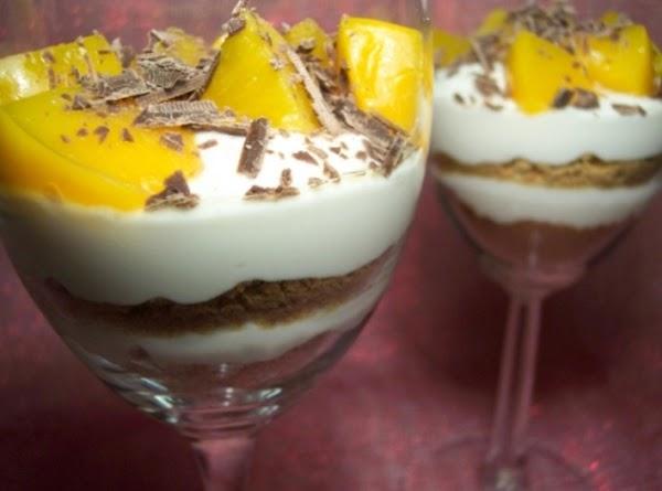 Cannoli Cream Dessert Recipe