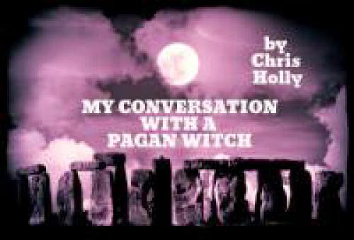 Amy Is A Witch And Discusses Her Paganism With Me