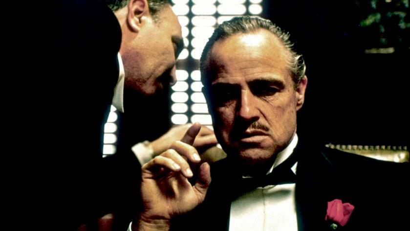 Las mejores películas americanas - 'El padrino'