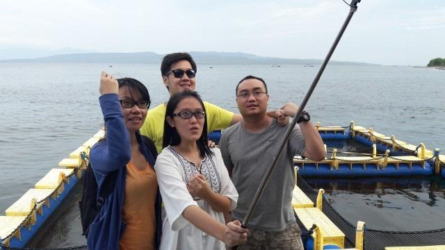 Foto Paket TOur Wisata Banyuwangi 1h1m - Angelia Surabaya - Bangsring Breeze