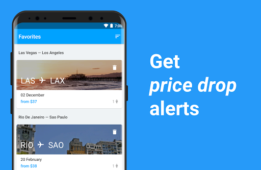 Cheap flights and airline tickets — Jetradar download 2