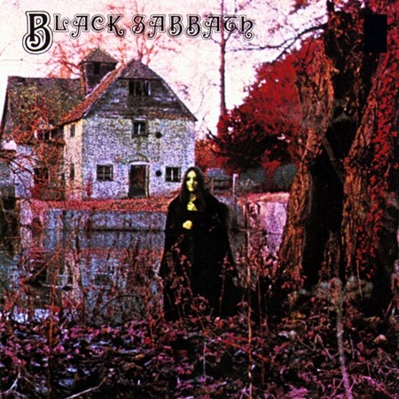 1970 - Black Sabbath - Black Sabbath