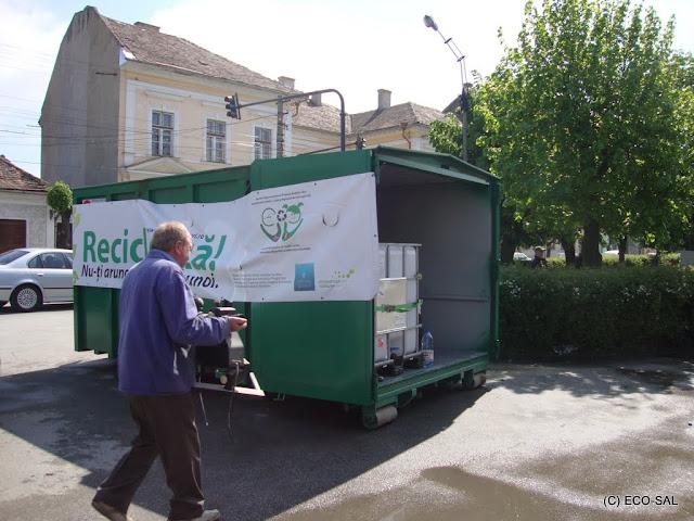 Campania de colectare a deseurilor periculoase din deseuri menajere MAI 2011 - DSC09500.JPG