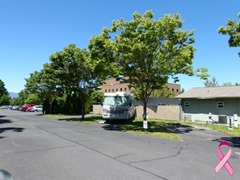 Asante Rogue Regional Medical Center RV Parking