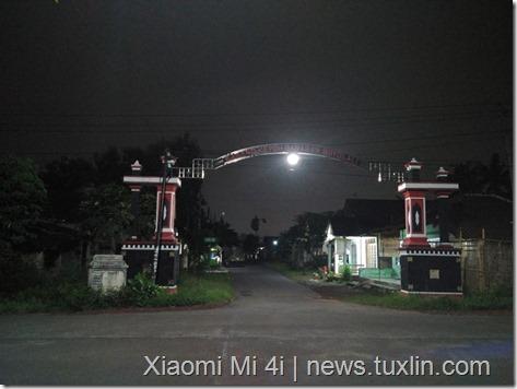 Hasil Foto Kamera Xiaomi Mi 4c vs Xiaomi Mi 4i Malam Hari Mode Manual