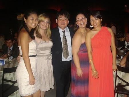 Emily, Clis, eu, Ju & Crisela
