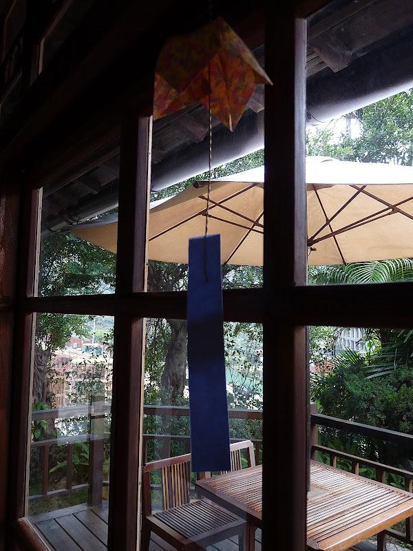 TAIWAN.Taipei .Maison japonaise vers Beitou et Musée National de Taipei à côté du Peace park - P1060311.JPG