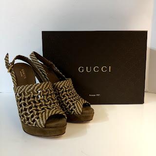 Gucci NEW Sandals