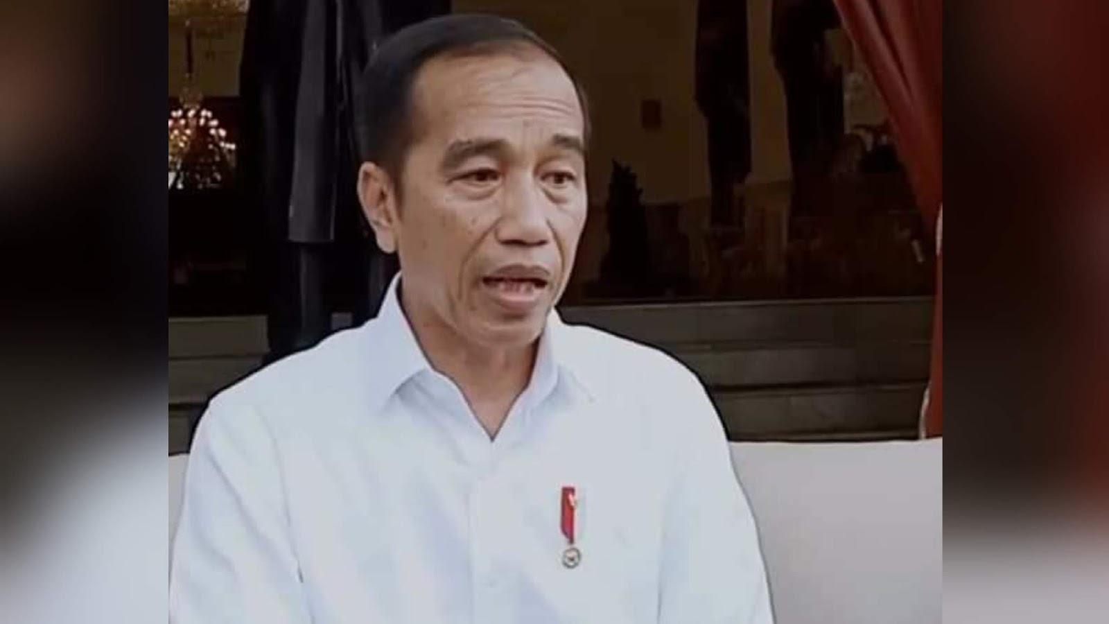 Jokowi Sebut Dampak Virus Corona Berlanjut Hingga 2021