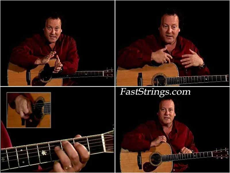 Steve Kaufman: Figuring Out The Fingerboard - A Flatpicker's Guide To Improvising