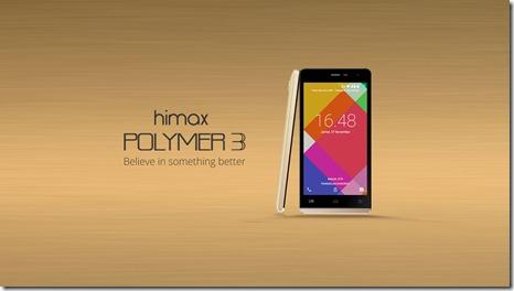 Himax Polymer 3 Diluncurkan, Ini Harga & Spesifikasinya