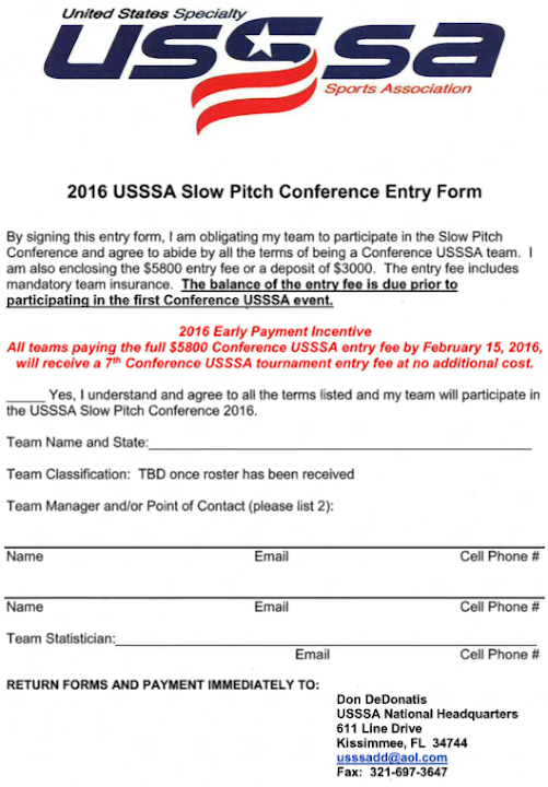 REMINDER: Turn in Conference Entry Form, Schedule, and Down ...
