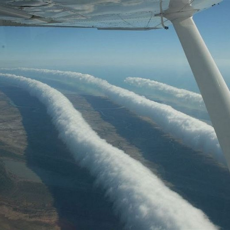 The Morning Glory Clouds of Australia