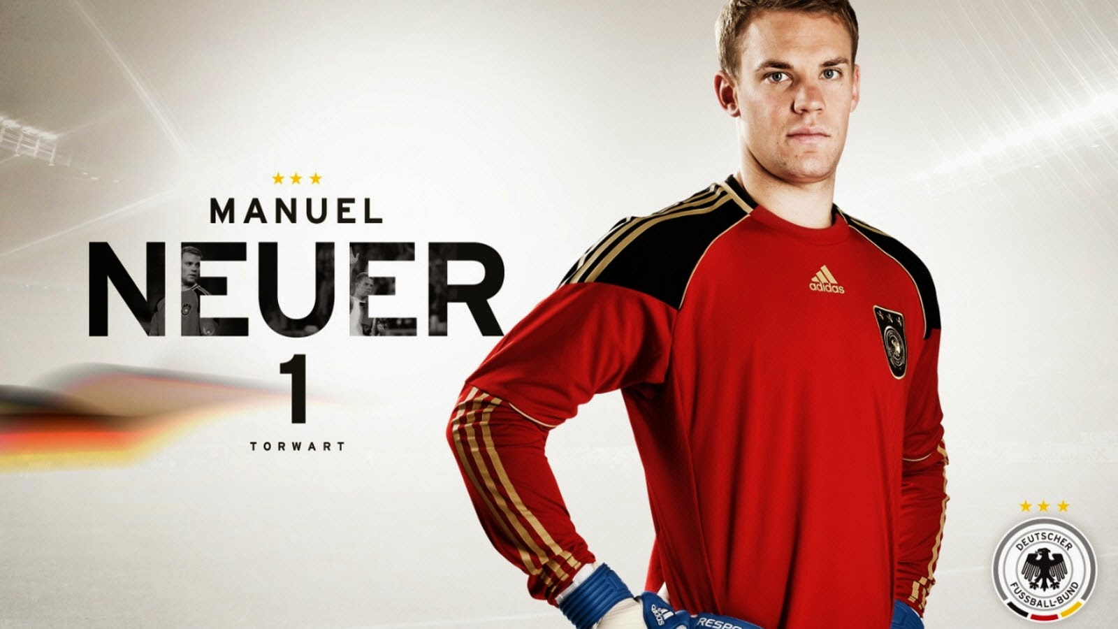 Download Manuel Neuer Wallpapers HD Wallpaper