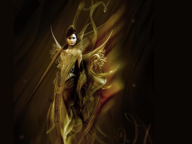Fair Of Flying Angel, Magic Beauties 4