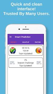 Dream Prediction - Dream11, Fantain Teams & Tips Apk Download