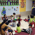 Laughter Day Celebrated by Playgroup at Witty World (2015-16)