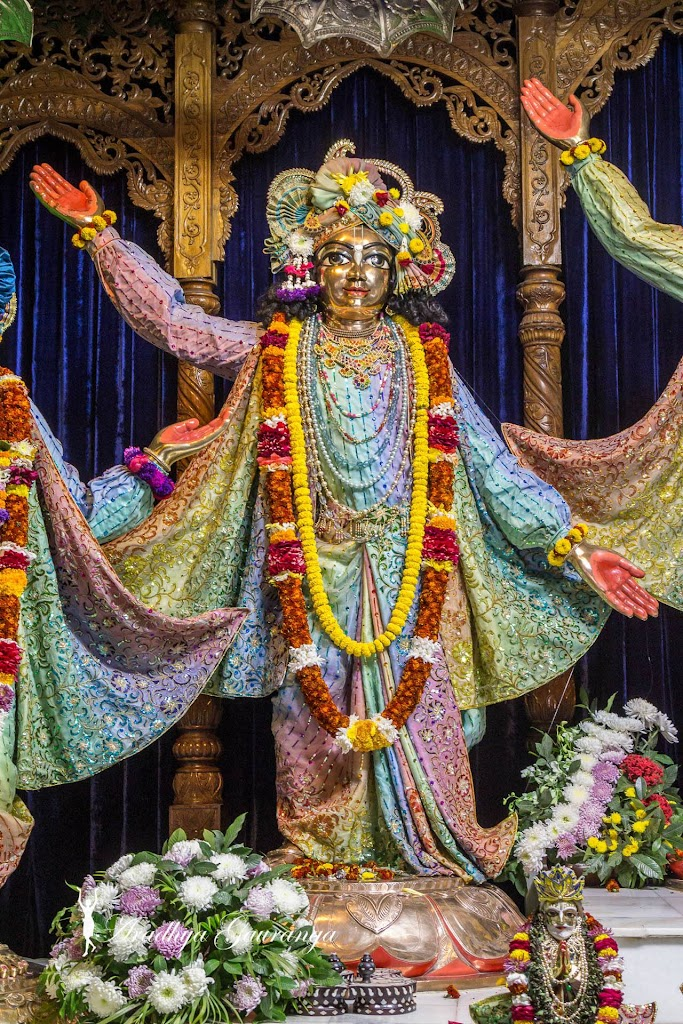 ISKCON Mayapur Deity Darshan 20 Jan 2017 (19)