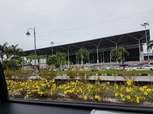 Penang International Airport in Malaysia