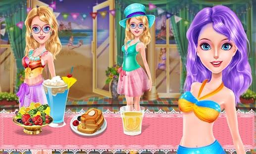 Princess Pool Party- screenshot thumbnail