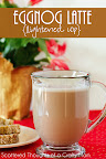 Homemade Eggnog Lattes