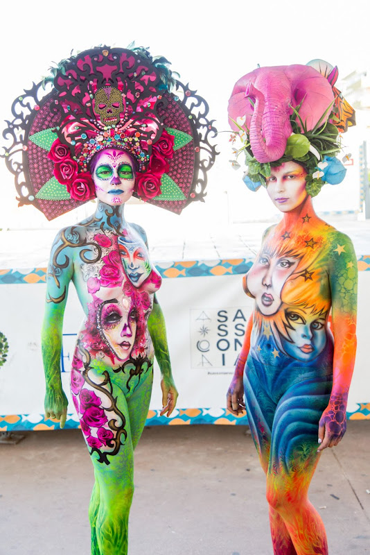 IMG_4920 Color Sea Festival Bodypainting 2018
