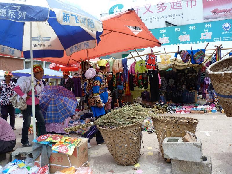 CHINE SICHUAN.XI CHANG ET MINORITE YI, à 1 heure de route de la ville - 1sichuan%2B954.JPG
