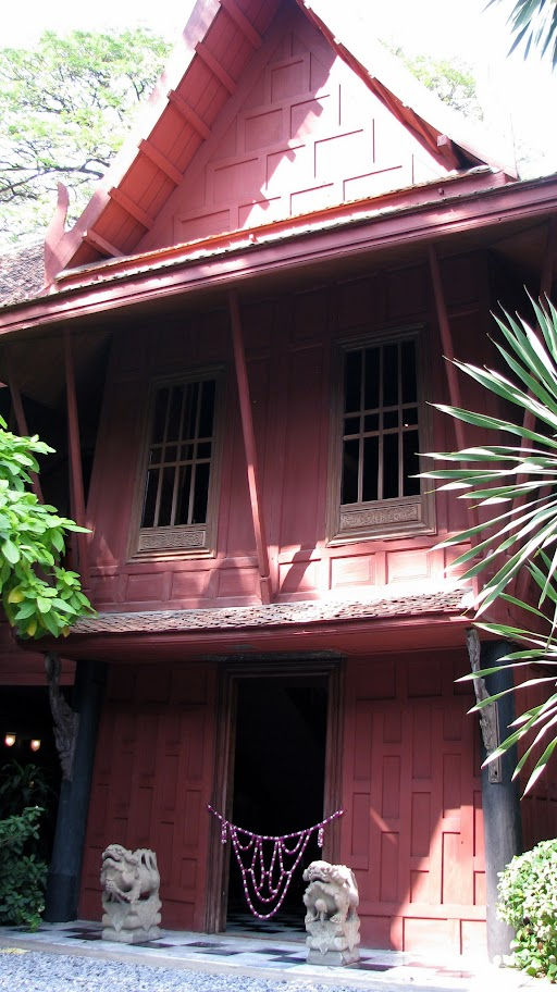 Main house of Jim Thompson