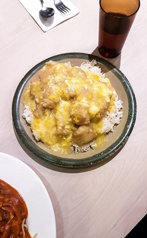 fish corn rice