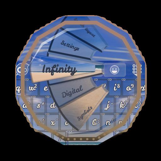 无限 GO Keyboard 個人化 App LOGO-APP試玩