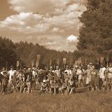 Spływ ojców i synów, Boże Ciało 2010