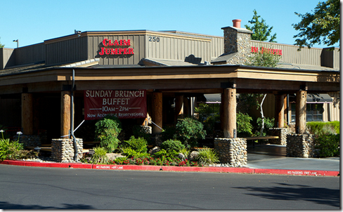 Claim Jumper exterior via flickr