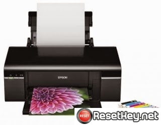 Resetting Epson T40W printer Waste Ink Counter