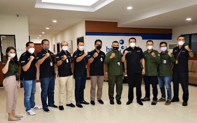 Dukung Penyediaan Rumah bagi MBR, Bank Kalsel - Jamkrida Kalsel Teken Kerjasama