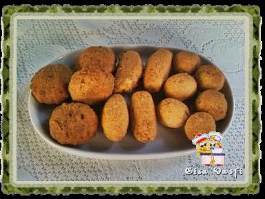 Nuggets de carne e de legumes 1