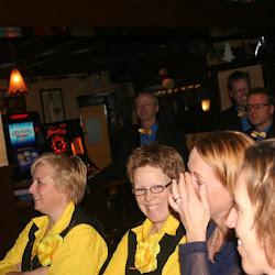 Receptie en Liemts Revue 12 november 2011