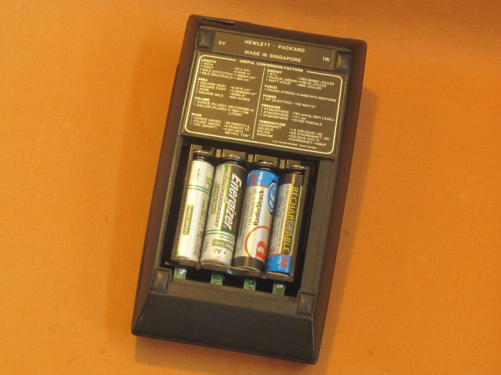 Hewlett Packard - Bob's Calculators and Slide Rules