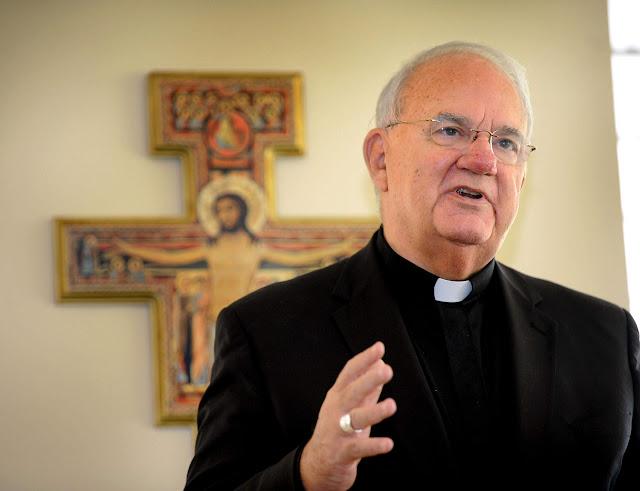 Catholic bishop blames religion for Orlando massacre