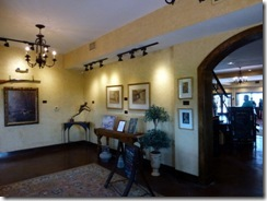 Inside Raffaldini's