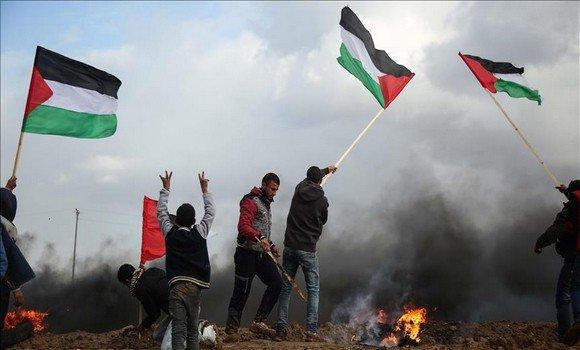 Transfert de l'ambassade US à El Qods : affrontements entre Palestiniens et soldats israéliens en Cisjordanie et à Ghaza
