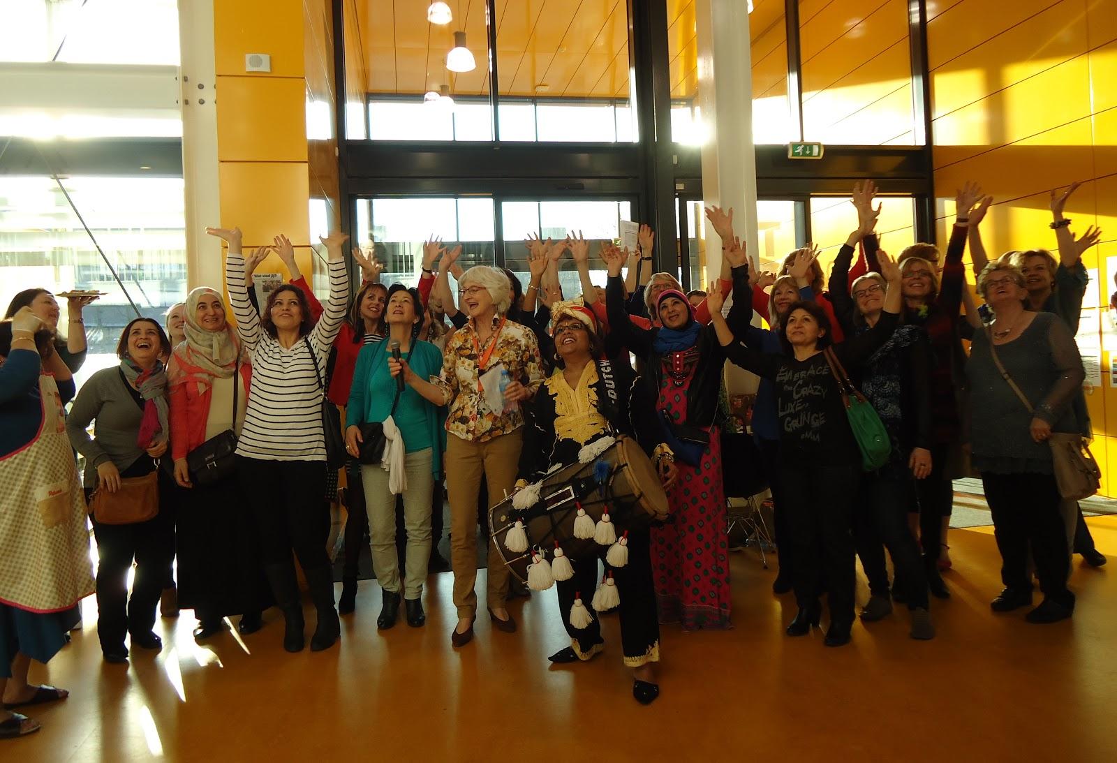Internationale Vrouwendag 2015 - Zwolle