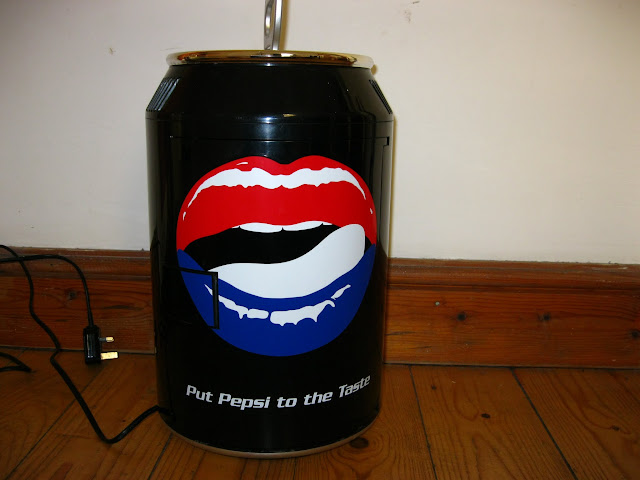 10 Litre Can Shaped Pepsi Cola Mini Fridge Cooler
