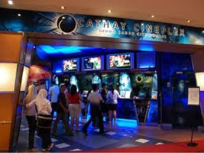 Cathay Cineplex JB Malaysia Experience