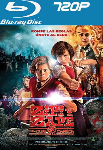 Zipi y Zape y el club de la canica (2013) BDRip m720p