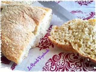 pane con farina di mais pignoletto rosso e pasta madre