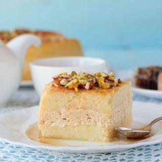 Middle Eastern Kodafa Honey Cake